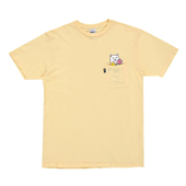 Nermcasso Tee_Yellow