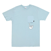 Falling For Nermal Tee_Blue