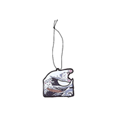 Great Wave Air Freshener _White