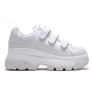 High teen Velcro_White  (W)