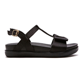 Choker Satin Sandal_Black