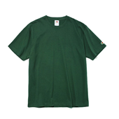 S/S T-SHIRTS (FL210G-W)_FOREST GREEN