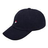 F LOGO CAP Navy