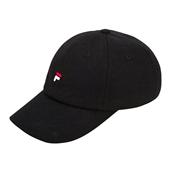 F LOGO CAP Black