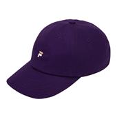 F LOGO CAP PURPLE