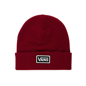BREAKIN CURFEW BEANIE_Red