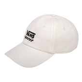 COURT SIDE HAT_White