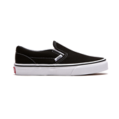 Classic Slip-On(K) Black/True White (K)