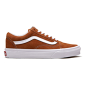 Old Skool (Pig Suede) leather brown