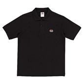 POLO T-SHIRTS (FL6040W)_BLACK