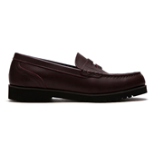 Penny Loafer_Burgandy(M)