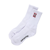 FRAME SOCKS_White