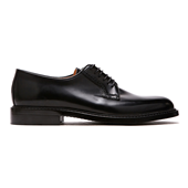 DERBY LEATHER 711 BLACK M (M)
