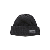 BEANIE / MONK FIT / CHARCOAL