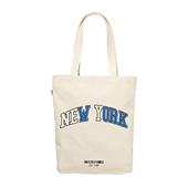 NEW YORK ECO BAG IVORY