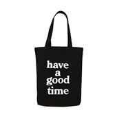 LOGO TOTE BAG_BLACK
