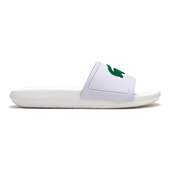 CROCO SLIDE 119 3 CFA WHT/GRN (W)