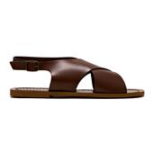 byplage Sandals_Brown (W)