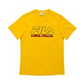 LINEA ITALIA 로고 반팔 티셔츠