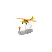 Ref 29527_Aircraft Tintin 7 Orange plane