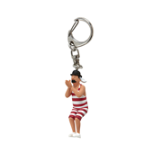 PVC Key Ring _ Thomson bather_