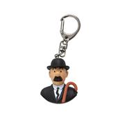 PVC Key Ring_Thompson Bust