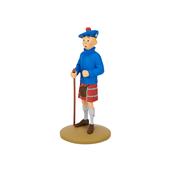 Figurine resine 12 cm_Tintin K