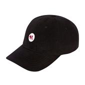 corduroy logo ball cap