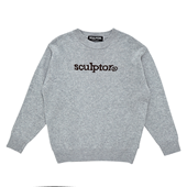 Logo Intarsia Wool Sweater