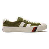 ROYAL PLUS SUEDE Olive Green