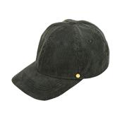 6PANNEL BALL CAP / CORDUROY / FOREST