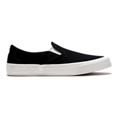 D.basic Slip-on Canvas_Black