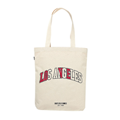 LOS ANGELES ECO BAG IVORY