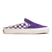 Classic Slip-on Mule_Purple